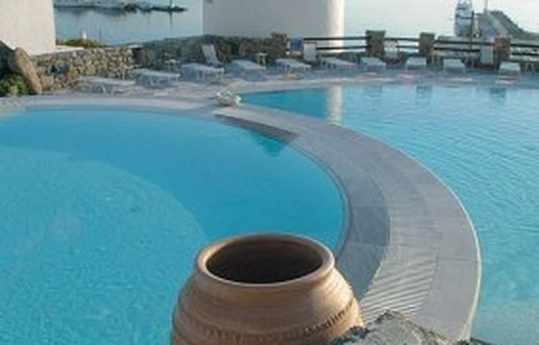 Porto Mykonos - Pool - 7