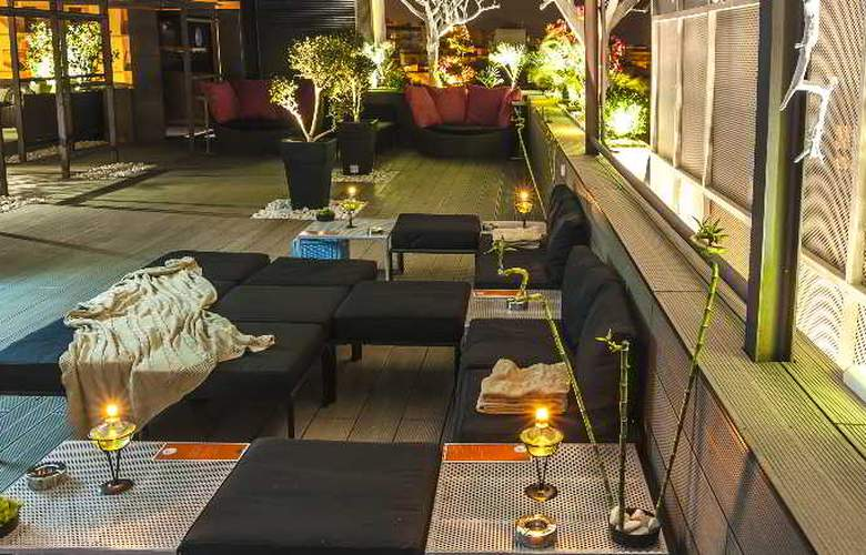 UnaHotels One Siracusa - Terrace - 25