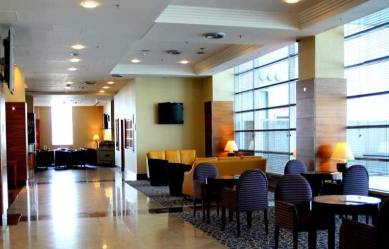 Courtyard By Marriott Warsaw Airport - Restaurant - 25