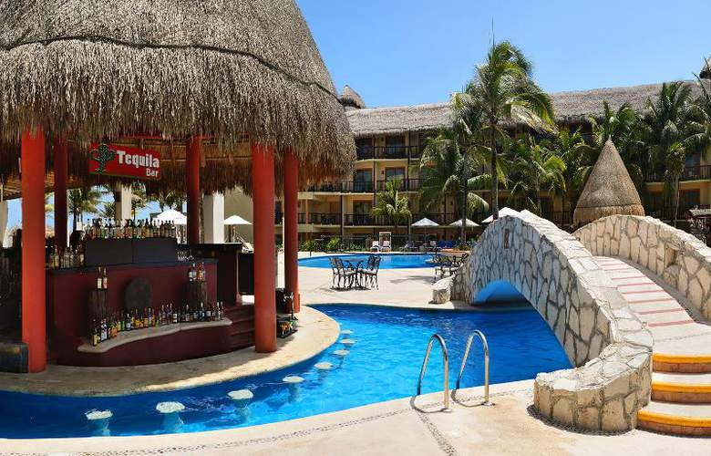 Catalonia Riviera Maya Privileged Resort & Spa  - Bar - 5