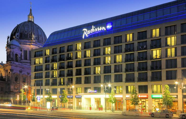 Radisson Blu Hotel Berlin - General - 2