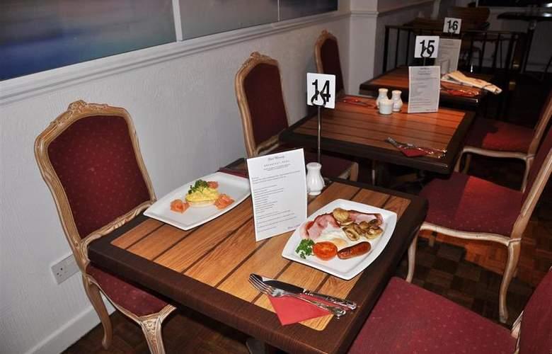 Best Western Montague Hotel - Restaurant - 138