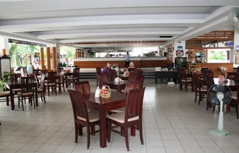 Jomtien Plaza Residence Pattaya - Restaurant - 11