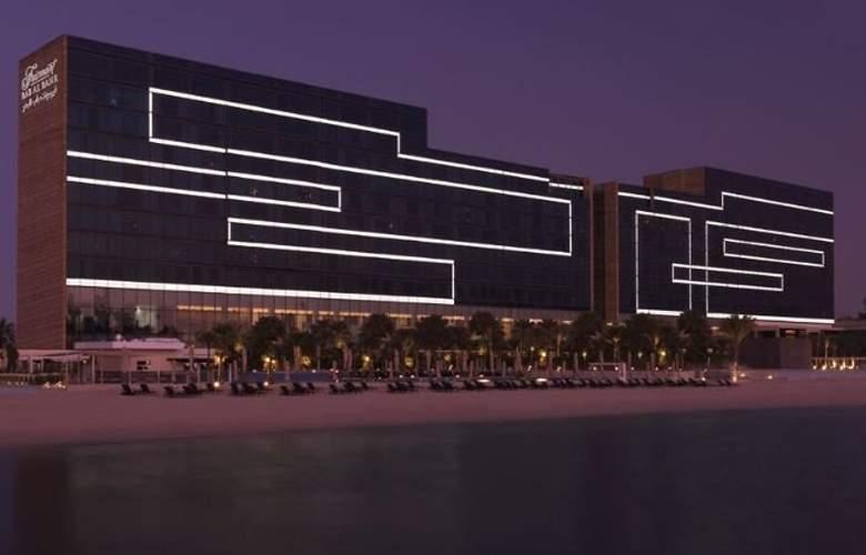 Fairmont Bab Al Bahr Abu Dhabi - Hotel - 0