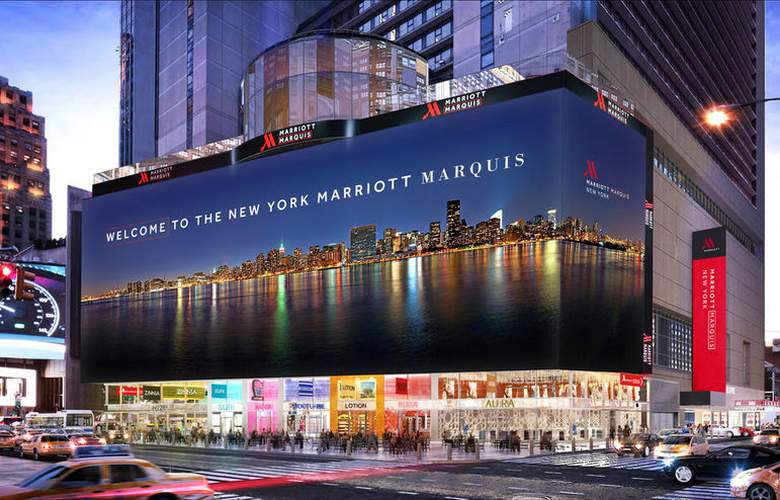 Marriott Marquis Times Square - Hotel - 0