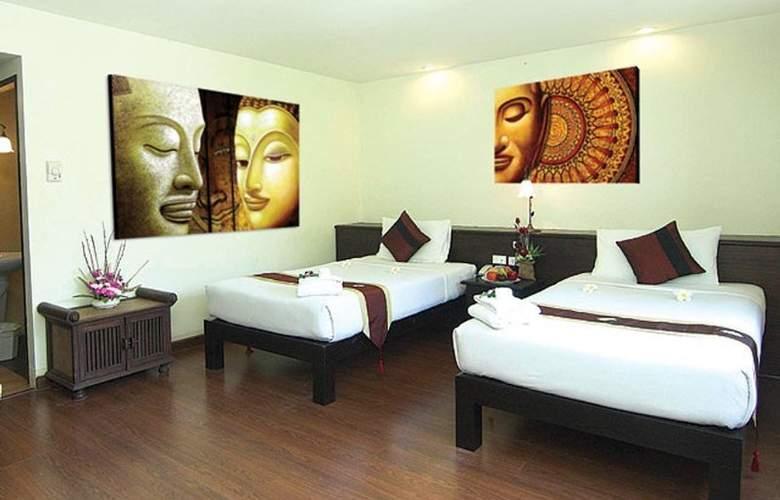 Phuket Heritage Hotel - Room - 8
