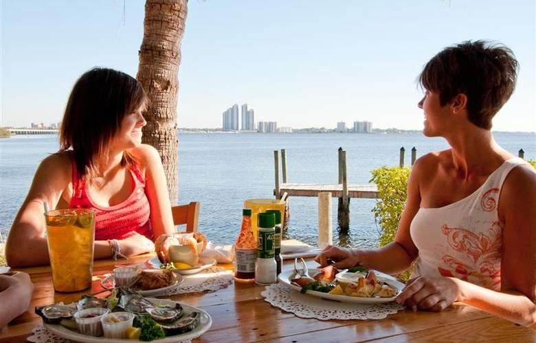 Best Western Fort Myers Waterfront - Restaurant - 70