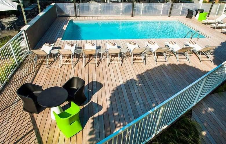 Novotel Lyon Bron Eurexpo - Hotel - 31