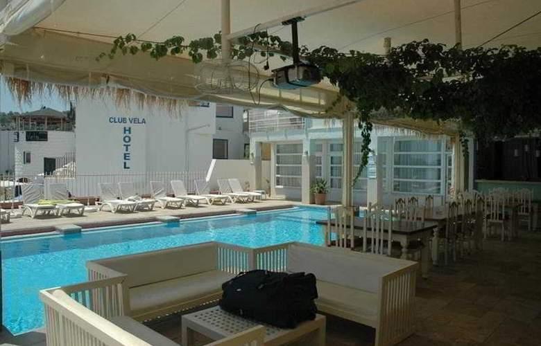 Bodrum Nova Apart Hotel - Restaurant - 5