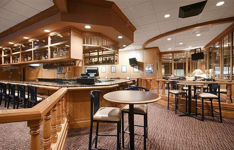 Best Western Plus Coeur D´Alene Inn - Bar - 73