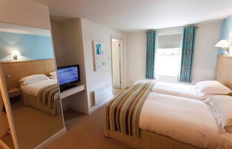 Best Western Mosborough Hall - Hotel - 108