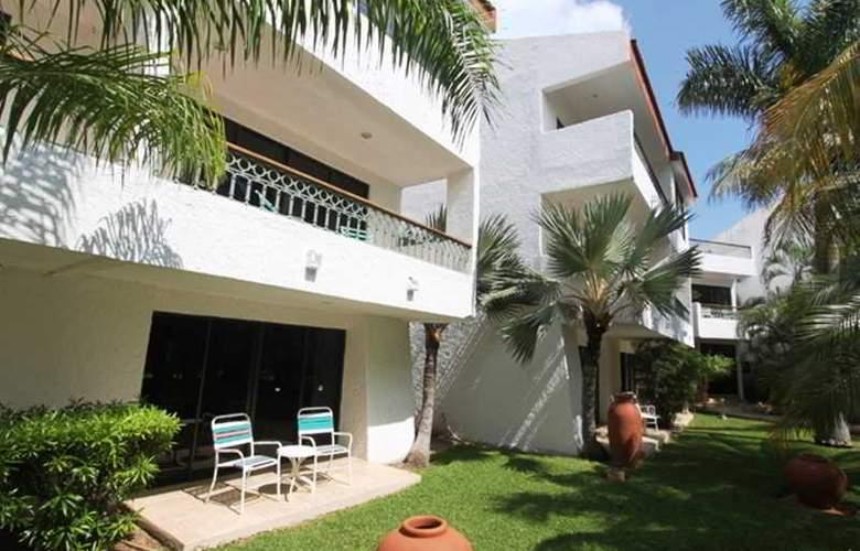 Sina Suites - Terrace - 23