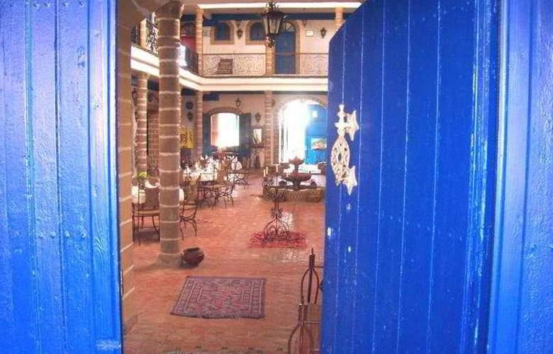 Riad Villa Damonte - Restaurant - 9