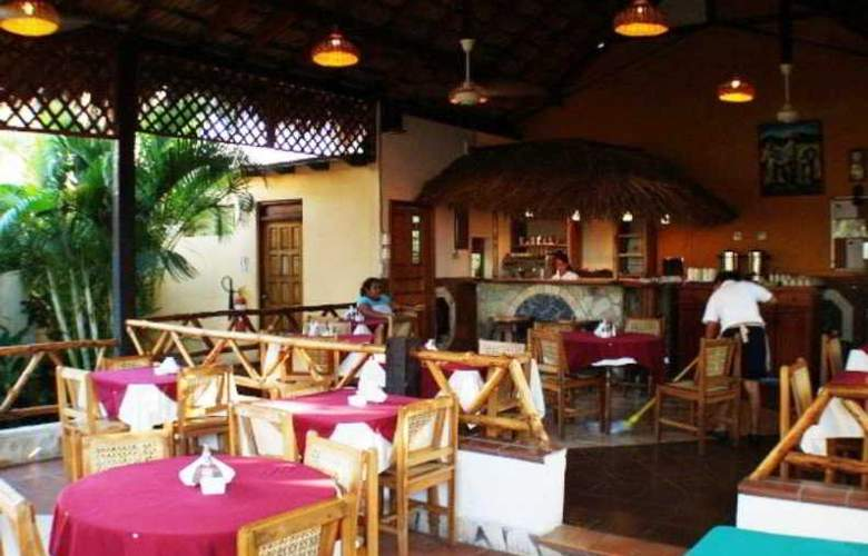 Hotel Europeo-Fundación Dianova Nicaragua - Restaurant - 8