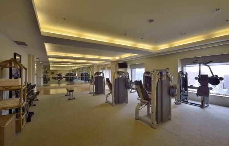 The Sherwood Hotel Taipei - Sport - 32