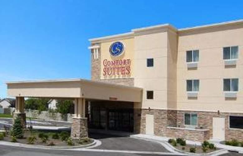 Comfort Suites Salt Lake Eastside Belt Route - Hotel - 0
