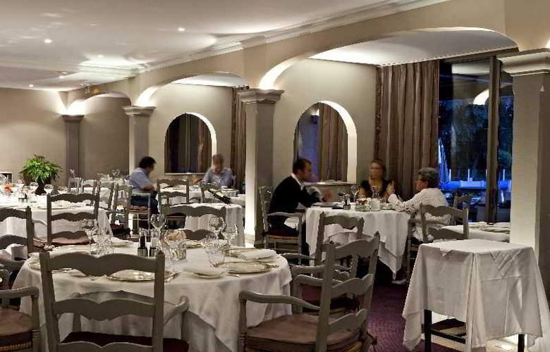 Best western Golf Hotel De Valescure - Restaurant - 20