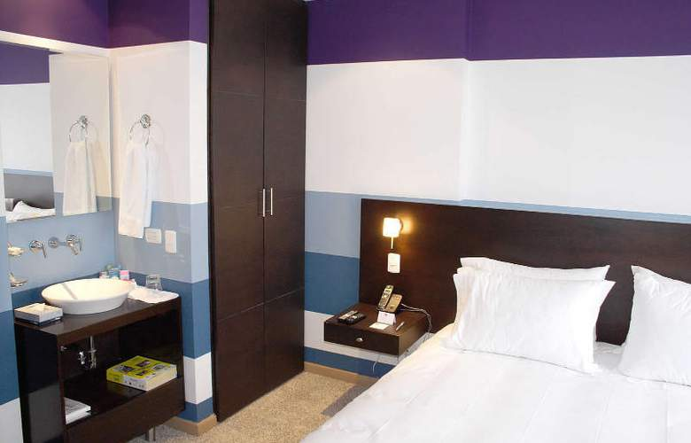 Usaquen Art Suites - Room - 9