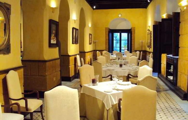 Palacio Marques de la Gomera - Restaurant - 5