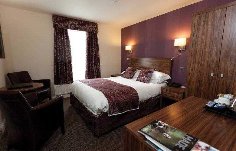 Best Western Mosborough Hall - Hotel - 35