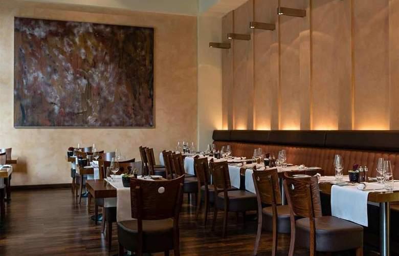 Pullman Berlin Schweizerhof - Restaurant - 15