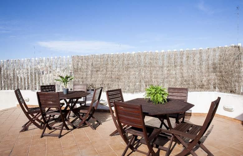 ValenciaFlats Centro Ciudad - Terrace - 15