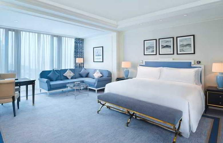 The Azure Qiantang,a Luxury Collection Hotel - Room - 4