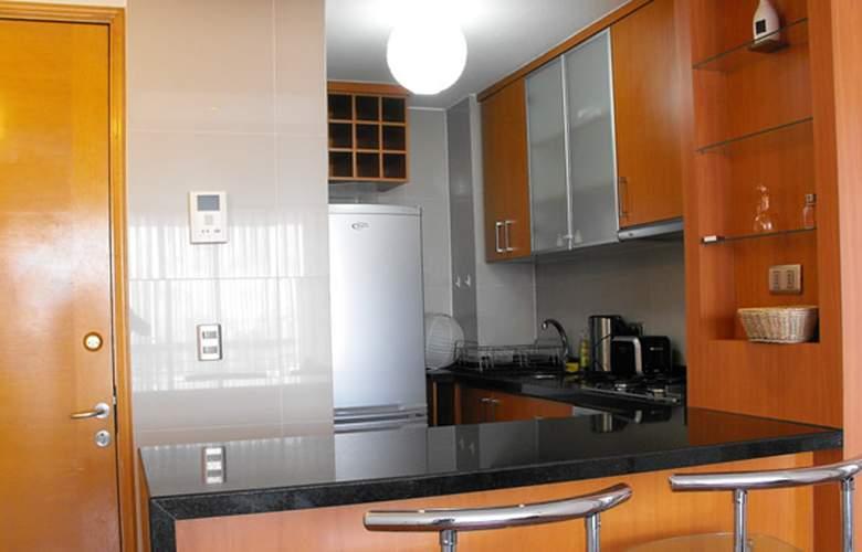 Apart Hotel Inter Suites Las Condes - Room - 1