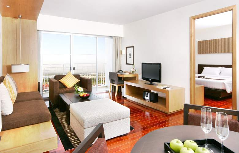 Kantary Hotel and Serviced Apartments, Ayutthaya - Room - 7