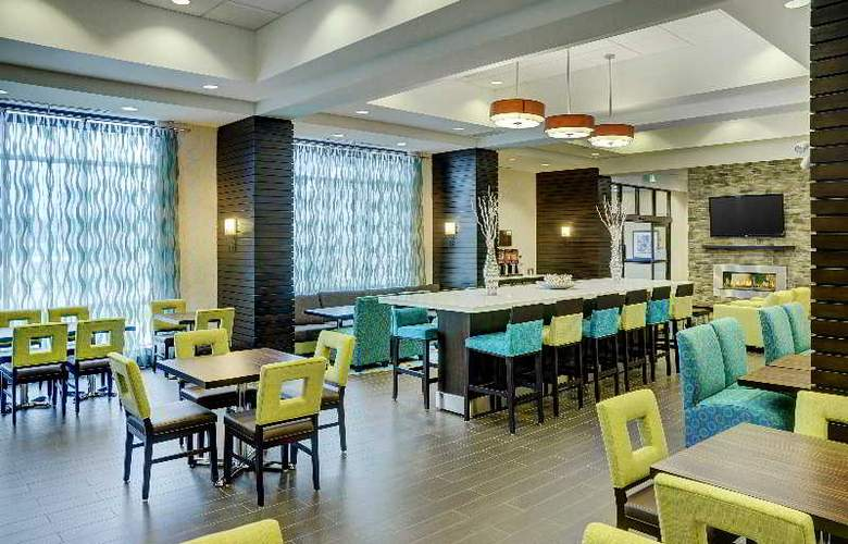 Hampton Inn Winnipeg Airport - Restaurant - 4