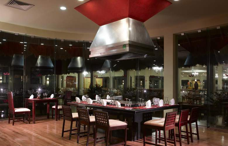 Grand Palladium Colonial & Kantenah Resort - Restaurant - 18