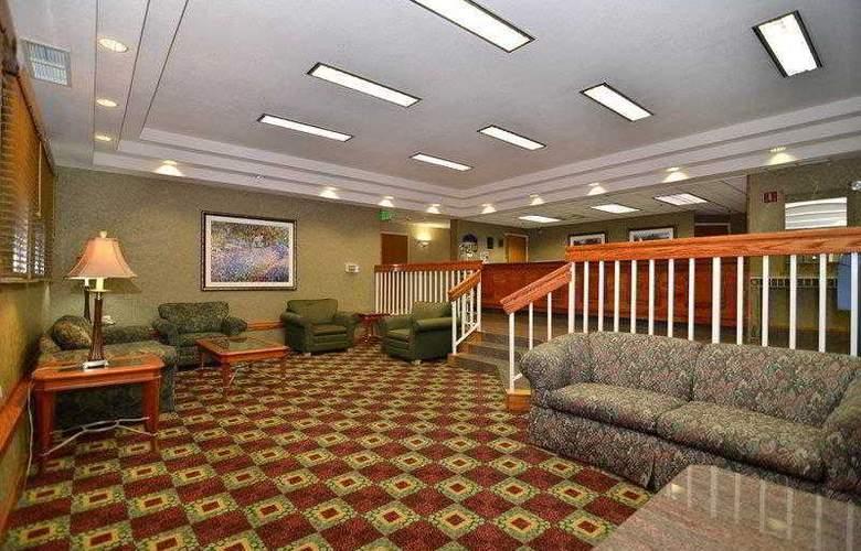 Best Western Plus Twin Falls Hotel - Hotel - 41