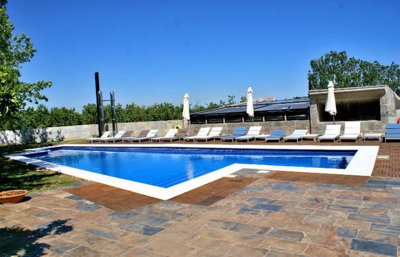 Mas Passamaner - Pool - 6