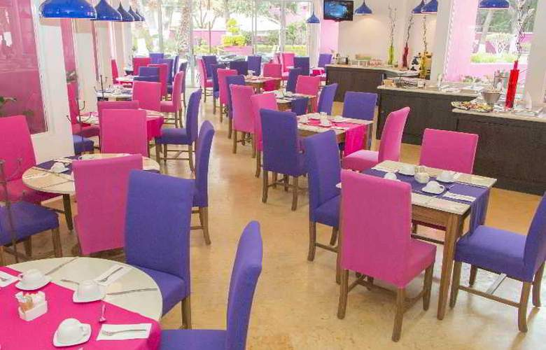 Best Western Real de Puebla - Restaurant - 75
