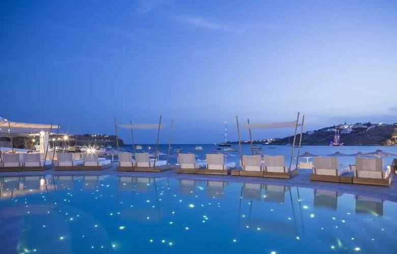Ornos Beach - Pool - 4