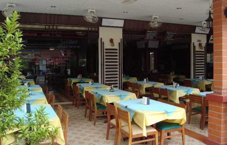 Outdoor Inn & Restaurant Kata Beach - Restaurant - 7