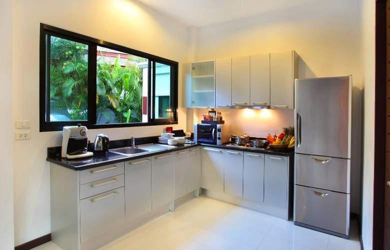 Bell Pool Villa Phuket - Hotel - 22