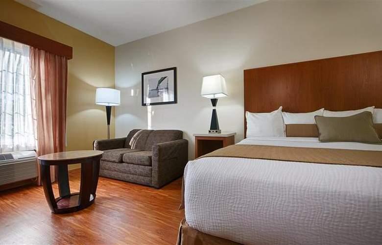 Best Western Plus Park Place Inn - Room - 115