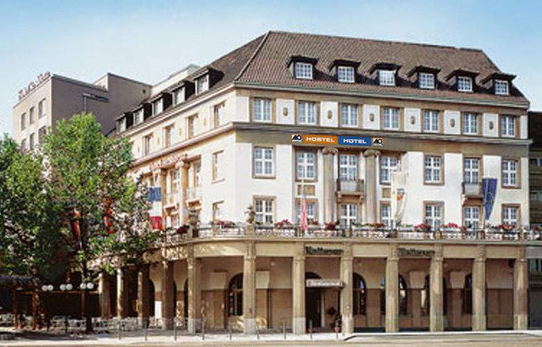 A&O Karlsruhe Hauptbahnhof - Hotel - 0
