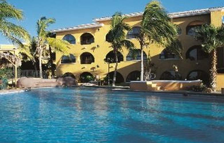 Grand Plaza La  Paz Hotel & Suites - Pool - 8