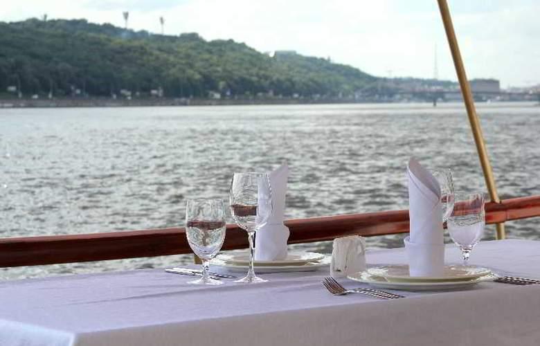 Art-Hotel Bakkara - Restaurant - 3