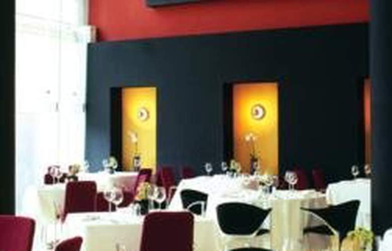 DoubleTree by Hilton Hotel México City Santa Fe - Restaurant - 5