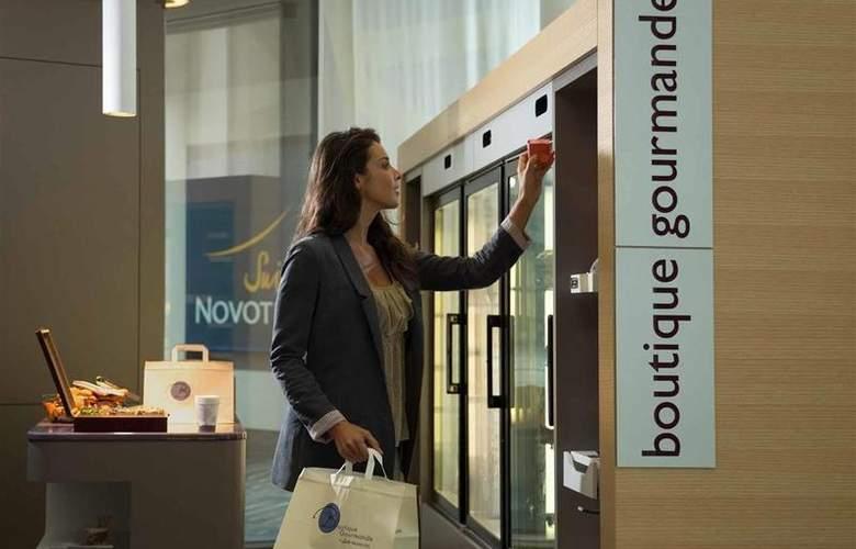 Novotel Suites Luxembourg - Bar - 48