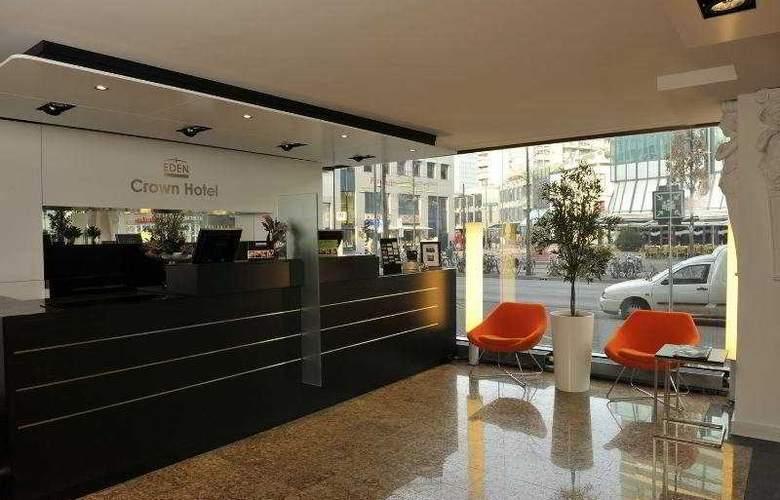 Crown Eindhoven - Hotel - 0