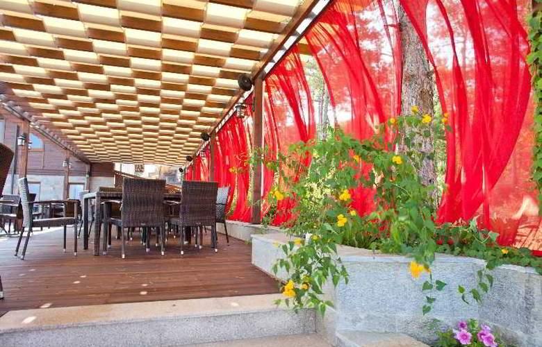 Santa Marina Sozopol - Restaurant - 7