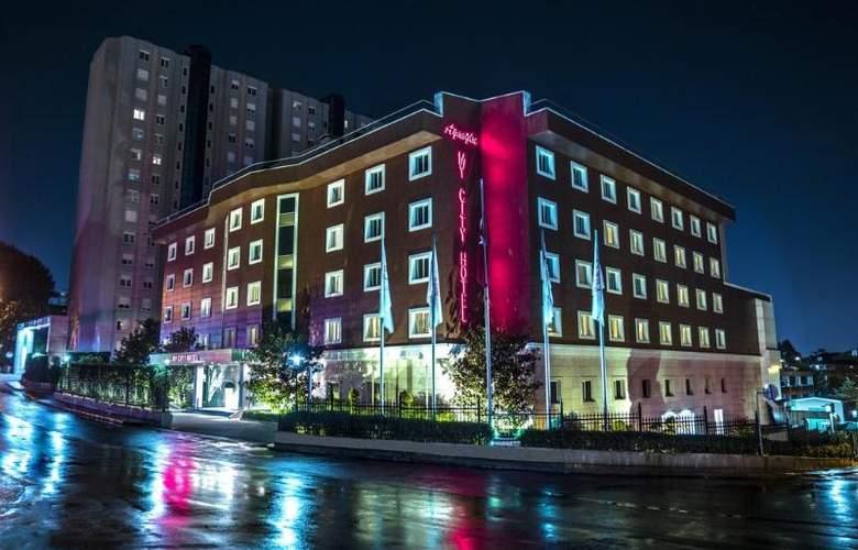 My City Otel Agaoglu - Hotel - 4
