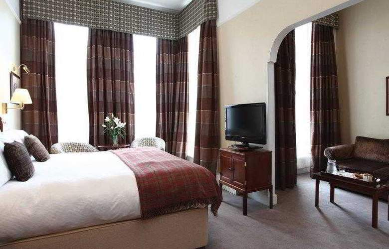 Best Western Bruntsfield Hotel - Hotel - 27