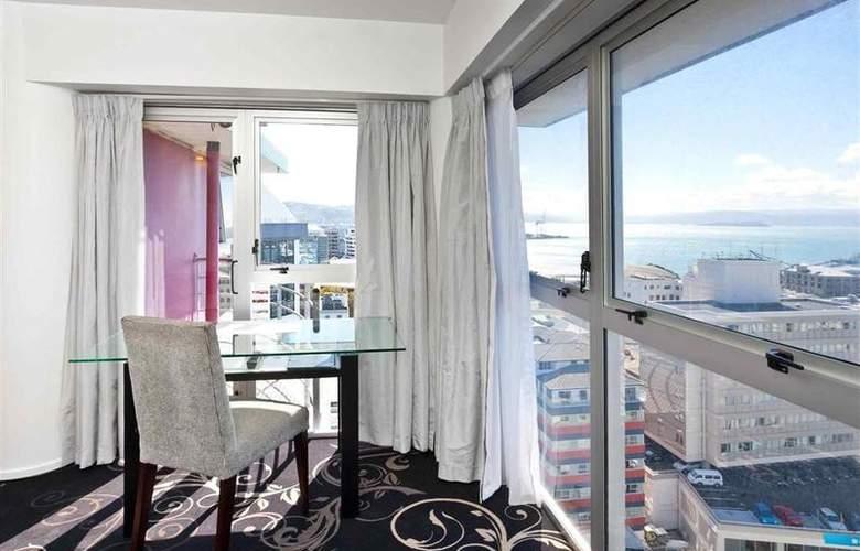 Mercure Wellington Central City - Room - 5