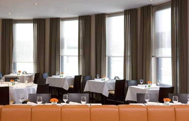 InterCityHotel Mainz - Restaurant - 7