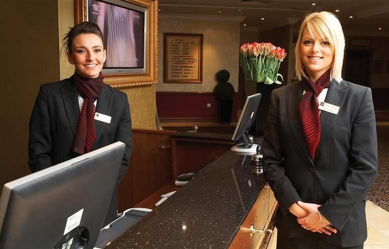 Best Western Premier Leyland - Hotel - 109